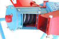Flishugg - traktordriven småflishugg, flisar timmer upp till 100 mm