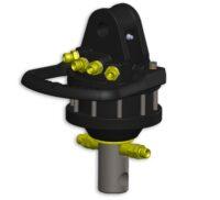 Rotator - max axial belastning 1000 kg - 5500 kg rotation obegränsad GR30