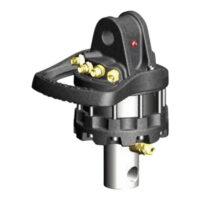 Rotator - max axial belastning 1000 kg - 5500 kg rotation obegränsad GR55M