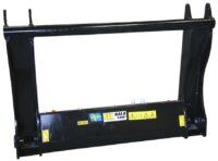 Adapter – Blank maskinsida Stora BM redskapssida hydraulisk låsning