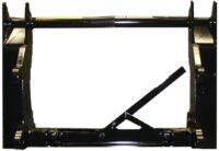 Adapter – L30 maskinsida Stora BM redskapssida mekanisk låsning