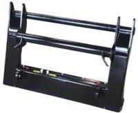 Adapter – Manitou maskinsida Stora BM redskapssida hydraulisk låsning