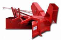 Snöslunga - fäste trepunkt traktordriven exkl K-axel bredd över 2 m vikt 370 kg