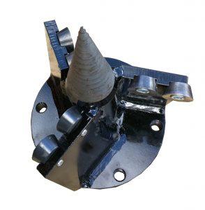 Stubbfräs diameter 300 mm för montering på Möre hydraulmotor fräsning av stubbar