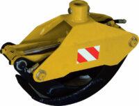 Timmergrip - MG 018 rotatoranslutning 50 mm griparea 018 m2 max lyftförmåga 900 kg vikt 68 kg
