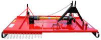 Rotorbetesputs - fäste trepunkt antal knivar 4 exkl K-axel vikt 430 kg effektbehov 60-80 hk