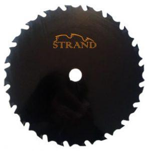 Röjsågsklinga - Strand HM diameter 200 mm centrumhål 20 mm