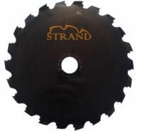Röjsågsklinga - Strandklingan diameter 200 mm centrumhål 20 mm
