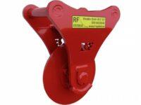 Asfaltskärare - fäste B30 trissa D=450*12 mm vikt 85 kg