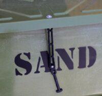 Gummistropp till sandlåda