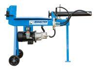 Moraklyven - vedklyv 3-fas tryckkraft 5 ton inkl. 4-skär max klyvlängd 50 cm vikt 83 kg