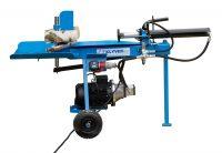 PW-Klyven - vedklyv 3-fas tryckkraft 7 ton inkl. 4-skär max klyvlängd 50 cm vikt 129 kg