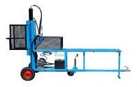 PW Vedmaskin - traktordriven trepunkt max veddiameter 300 mm tryckkraft 19.5 ton kapar & klyver