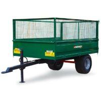 Nätförhöjare - till Wessex tippvagn 3 ton för skrymmande material