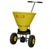 Tallrikspridare - volym 35 liter spridareal upp till 4 meter för spridning av sand salt & gödning