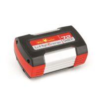 Batteri 72V 2.5 AH - till Wolfgartens 72V LI-LION POWER serie