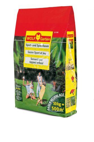 Gräsfrö med villablanding - 10 kg för 500 kvm anpassat för nordiskt klimat