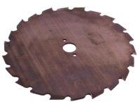 Röjsågsklinga - diameter 200 mm centrumhål 20 mm