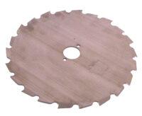 Röjsågsklinga - diameter 200 mm centrumhål 25.4 mm