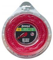 Trimmertråd Redline Pro Twisted - 2.4 mm tjock 70 meter lång röd