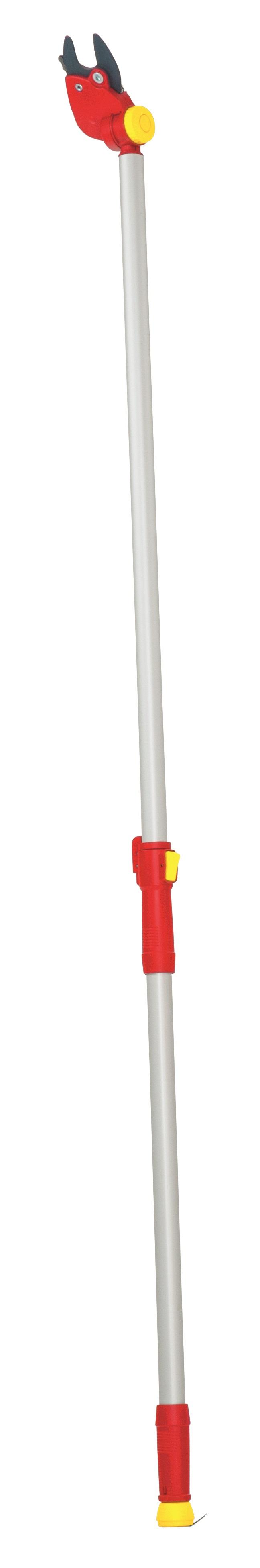Universalklippare RR 200 - maxlängd 3.5 m 2 olika klipptekniker