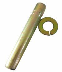Låspinne - med låsring för skoptand CAT J600