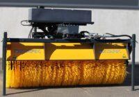 Bevattningsutrustning till STARK sopvalsar - tankvolym 255 liter