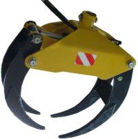 Risgrip - CD 022 rotatoranslutning 50 mm griparea 022 m2 max lyftförmåga 1200 kg vikt 78 kg
