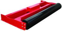 Avjämningsbalk - fäste S1-B20 bredd 2700 mm rulldiameter 320 mm vikt 470 kg