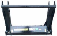 Adapter – Euro maskinsida Stora BM redskapssida hydraulisk låsning