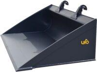 Frontplaneringsskopa HD - fäste Stora BM bredd 3400 mm djup 1950 mm vikt 2525 kg med sparskär