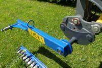 Förlängningsarm 1 m - till häcksax HC150 & HC180 Slanetrac