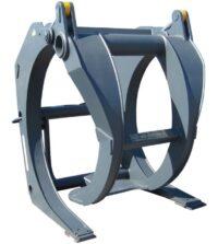Timmergaffel Sortering - fäste L150-L180 area 4 5 m2 öppning 4010 mm vikt 3890 kg