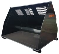 Lättmaterialskopa - fäste Stora BM - L180 volym 1800 l - 20000 l