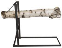 Sågbock - öppning 30*30 cm ergonomisk kapning av stockar
