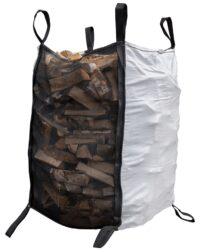 Vedsäck Ventisäck - 1500 liter antal 10 st 8 lyftöglor UV-skyddad