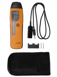 Fuktmätare Pro - för att mäta fuktigheten i ved