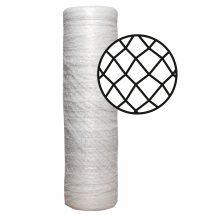Packnät - 1 rulle längd 800 meter bredd 50 cm elastiskt sträcknät för pallsäkring