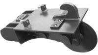 Asfaltskärare - fäste S70 trissa D=400*12 mm vikt 180 kg